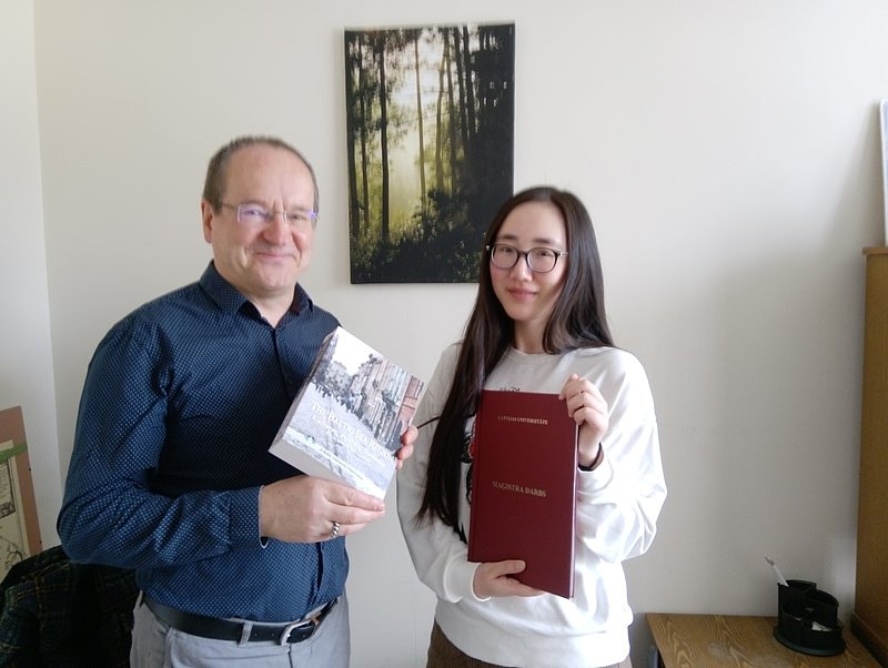 A Chinese student's experience in the master's degree programme Baltic Sea Region Studies